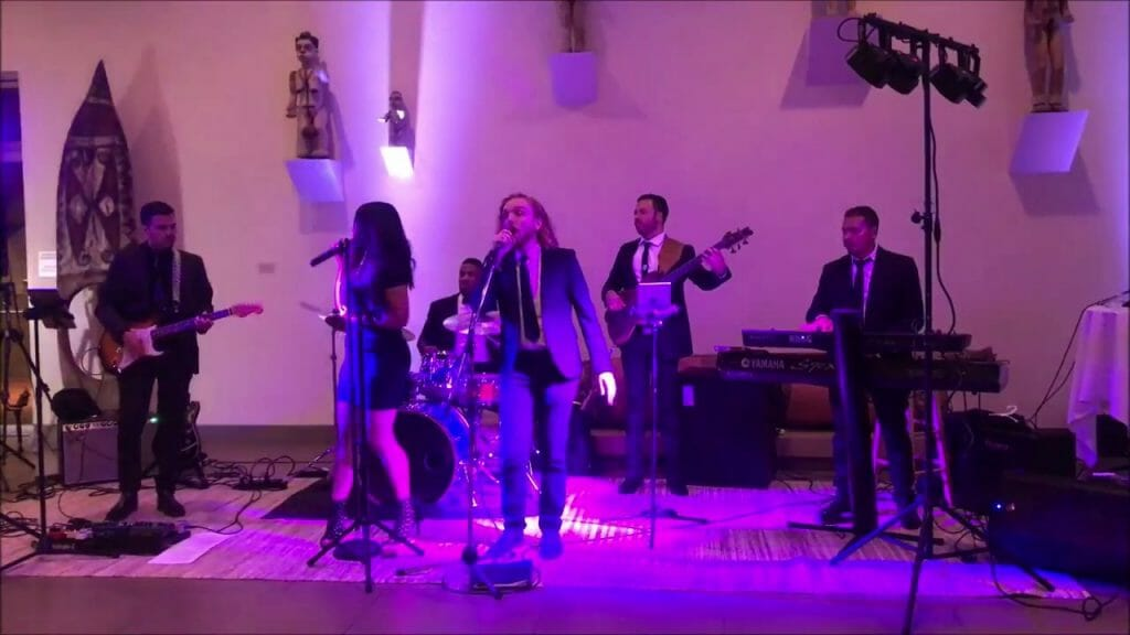 corporate events Dance Live Band