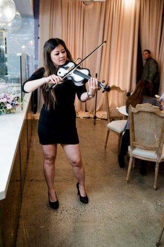 wedding violinist near me