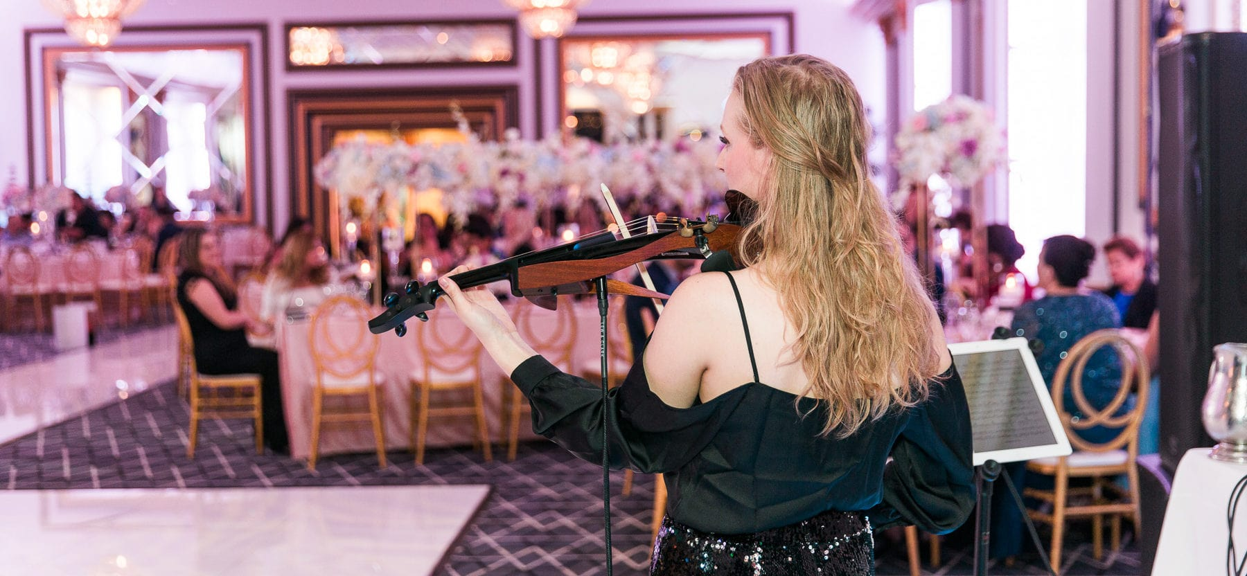 Los Angeles Electric Violinist Quinceañera 2019